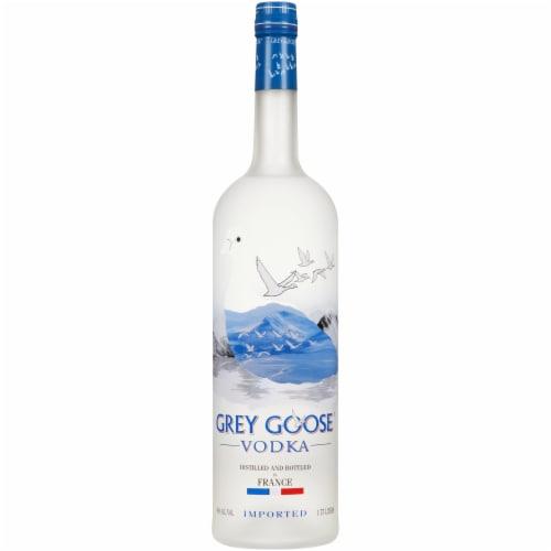Grey Goose Vodka Perspective: front