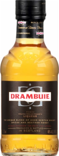 Drambuie Cordial Perspective: front