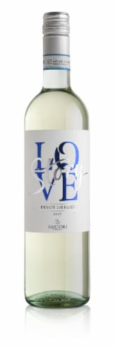 Love Story Pinot Grigio Perspective: front