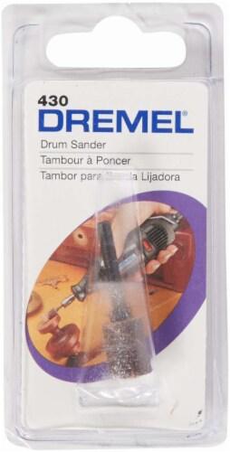 Dremel 0.25-Inch Sanding Drum Perspective: front