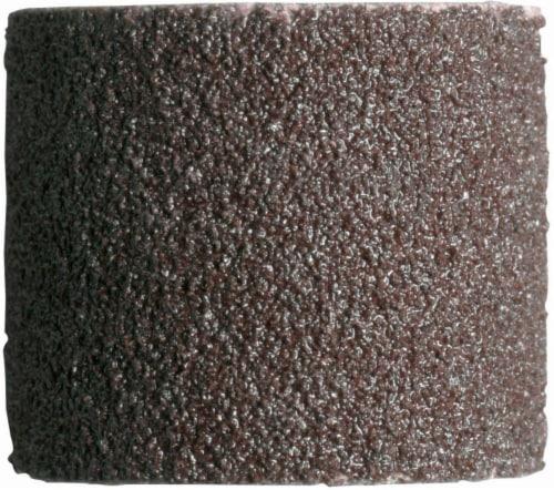 Dremel 120 Grit Sanding Bands - 6 Pack Perspective: front