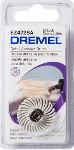 Dremel Detail Abrasive Brush Perspective: front
