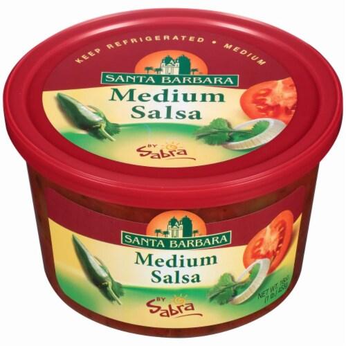 Santa Barbara Medium Salsa Perspective: front