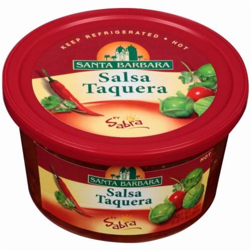 Santa Barbara Hot Taquera Salsa Perspective: front