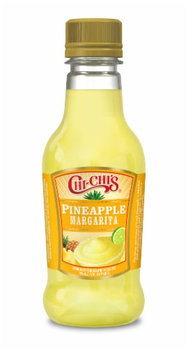 Chi-Chi's Pineapple Margarita Premade Cocktail Perspective: front