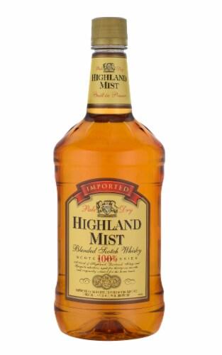 Highland Mist Blended Scotch Whisky Perspective: front