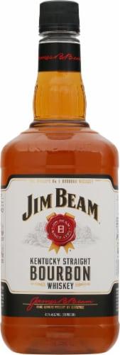 Jim Beam® Kentucky Straight Bourbon Whiskey Perspective: front