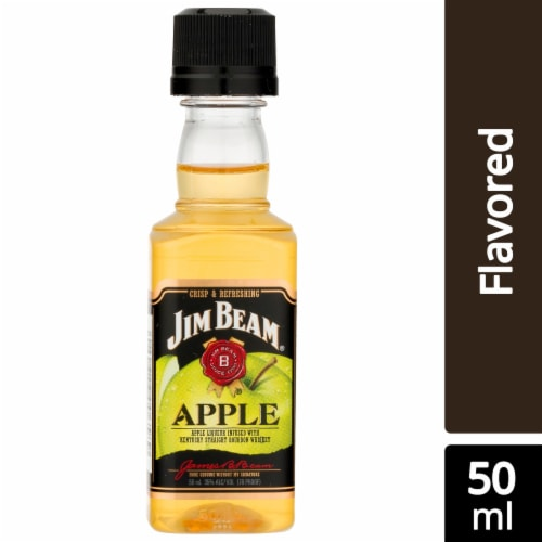 Jim Beam Apple Whiskey Perspective: front