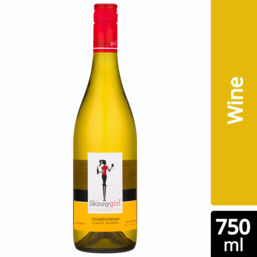 Skinnygirl Chardonnay Perspective: front