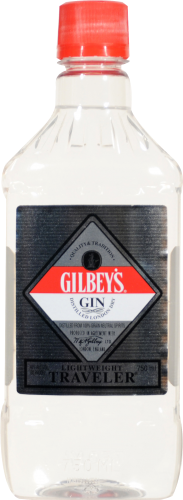 Gilbey's Gin Perspective: front