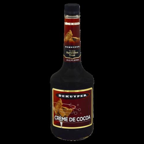 DeKuyper Créme De Cocoa Perspective: front