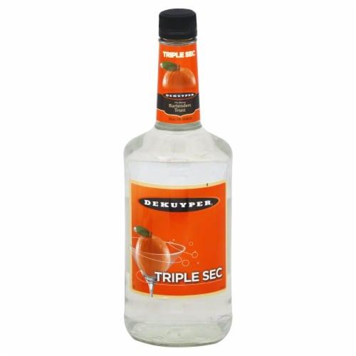 DeKuyper Triple Sec Perspective: front