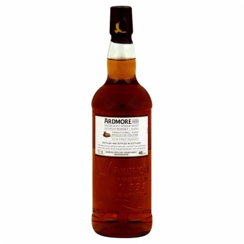 Ardmore Single Malt Scotch Whisky Perspective: front