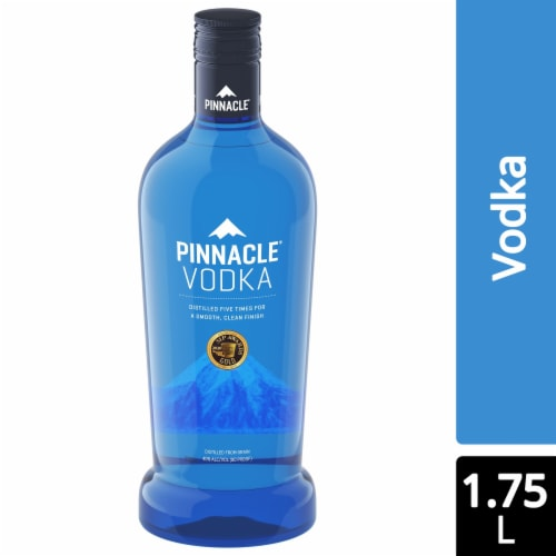Pinnacle Original Vodka Perspective: front