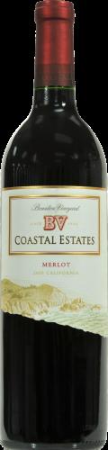 Beaulieu Vineyard Coastal Estates Merlot Perspective: front