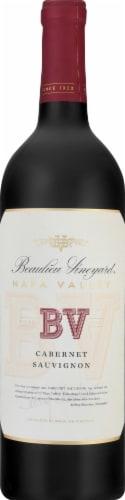 Beaulieu Vineyard Cabernet Sauvignon Red Wine Perspective: front
