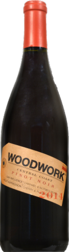 Woodwork Pinot Noir Perspective: front