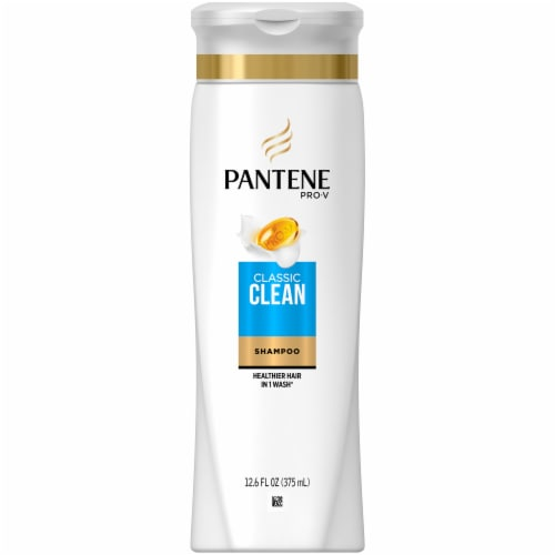 Pantene Pro-V Classic Clean Shampoo Perspective: front