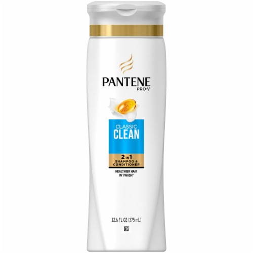 Pantene Pro-V Classic Clean 2-In-1 Shampoo & Conditioner Perspective: front