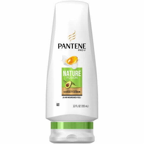 Pantene Nature Fusion Smooth Vitality Conditioner Perspective: front