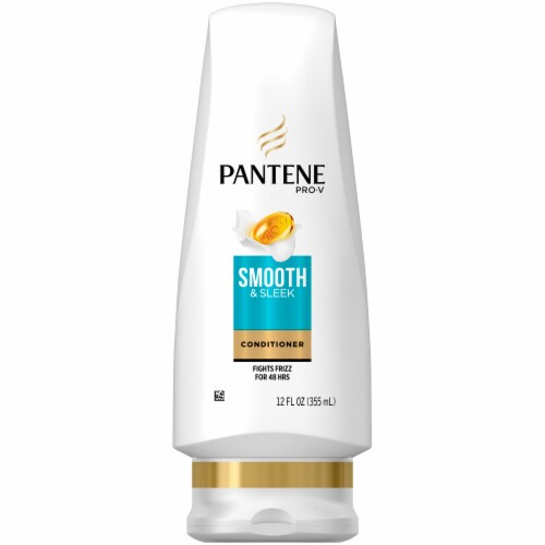 Pantene Pro-V Smooth & Sleek Conditioner Perspective: front