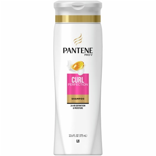 Pantene Pro-V Curl Perfection Shampoo Perspective: front