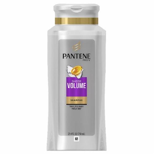 Pantene Pro-V Sheer Volume Shampoo Perspective: front