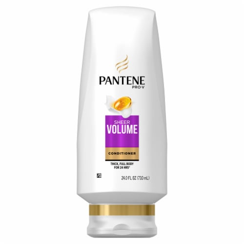 Pantene Pro-V Sheer Volume Conditioner Perspective: front