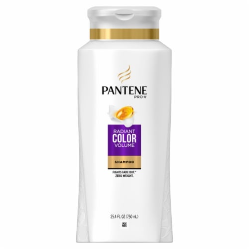 Pantene Pro-V Radiant Color Volume Shampoo Perspective: front