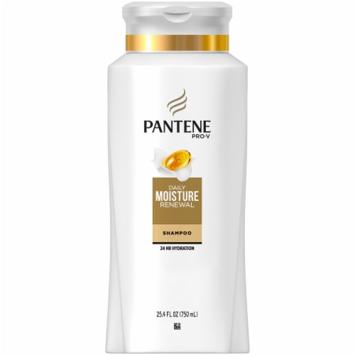 Pantene Pro-V Daily Moisture Renewal Shampoo Perspective: front