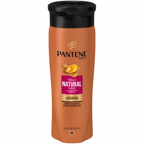 Pantene Pro-V Truly Natural Hair Moisturizing Shampoo Perspective: front