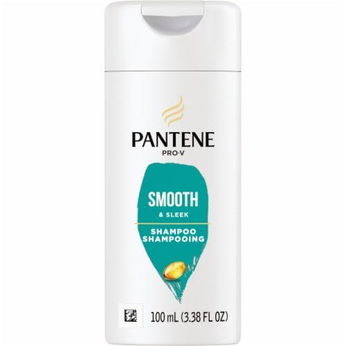 Pantene Pro-V Smooth & Sleek Shampoo Perspective: front