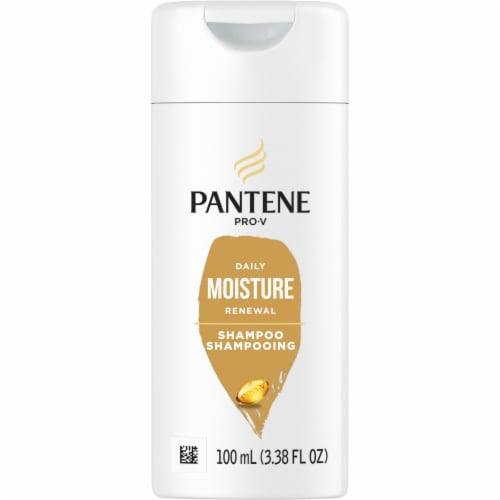 Pantene Daily Moisture Renewal Shampoo Perspective: front