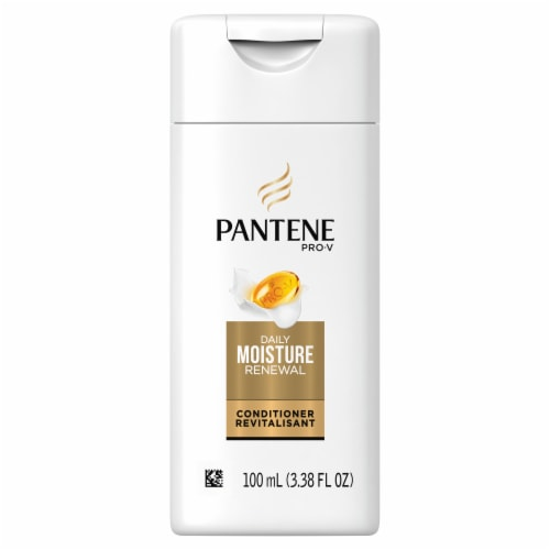 Pantene Daily Moisture Renewal Conditioner Perspective: front