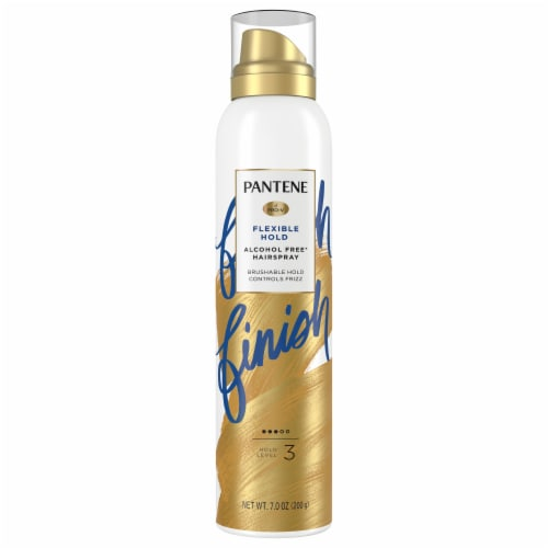 Pantene Pro-V Level 3 Airspray Hairspray for Smooth Soft Finish Perspective: front