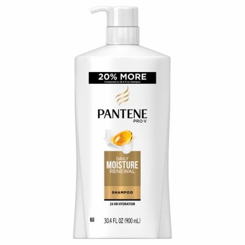 Pantene Pro-V Daily Moisture Renewal Shampoo Perspective: front