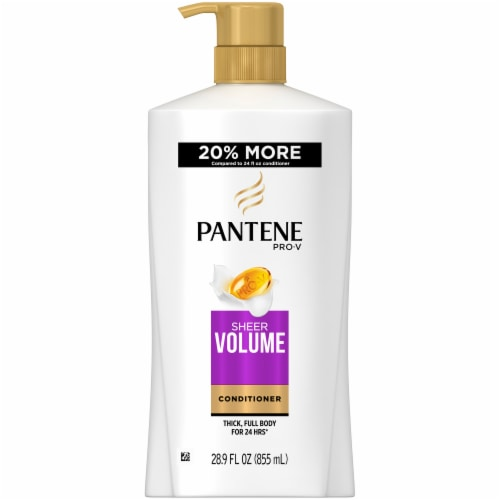 Pantene Pro-V Sheer Volume Dream Care Conditioner Perspective: front
