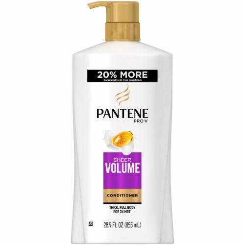 Pantene Pro-V Sheer Volume Conditioner Perspective: front