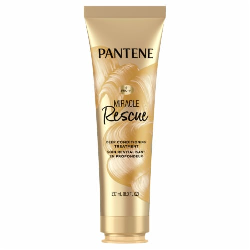Pantene PRO-V Miracle Rescue Deep Conditioning Treatment Perspective: front