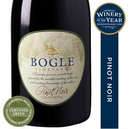 Bogle Vineyards Pinot Noir Perspective: front