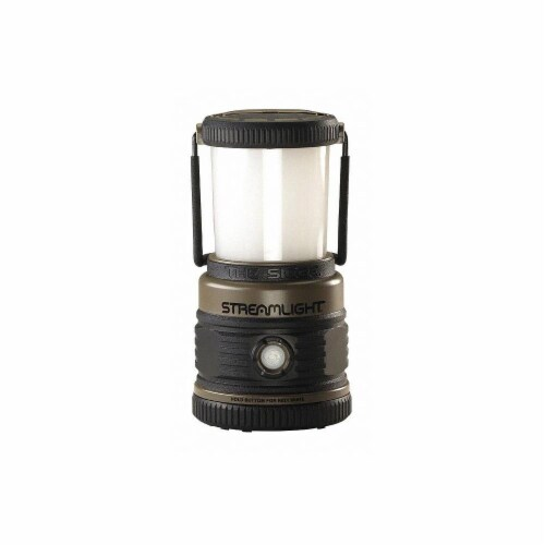 Streamlight Industrial Lantern,LED,7.25  L,Tan Body  44931 Perspective: front