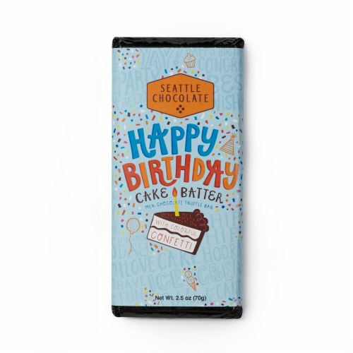 Surprising Ralphs Seattle Chocolate Happy Birthday Cake Batter Milk Birthday Cards Printable Opercafe Filternl