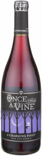 Once Upon a Vine A Charming Pinot Perspective: front