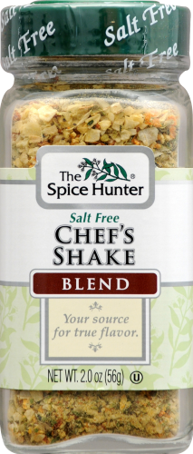 The Spice Hunter All Purpose Chefs Shake Seasoning Perspective: front