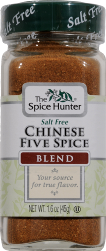 The Spice Hunter Chinese 5-Spice Blend Perspective: front