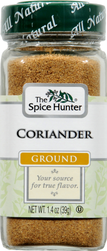 The Spice Hunter Ground Coriander Perspective: front
