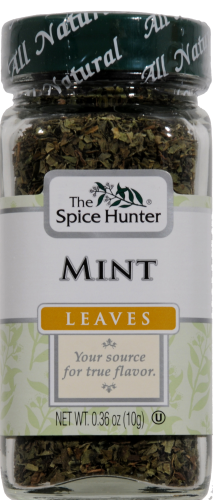 The Spice Hunter Mint Leaves Perspective: front