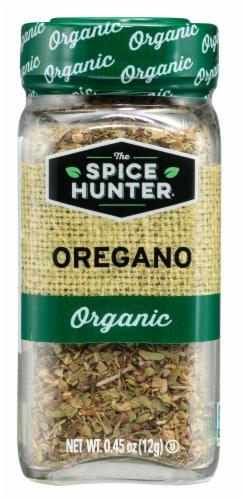 The Spice Hunter Organic Oregano Perspective: front