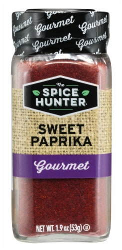 The Spice Hunter Ground Sweet Paprika Perspective: front