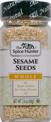 The Spice Hunter Whole Sesame Seeds Perspective: front